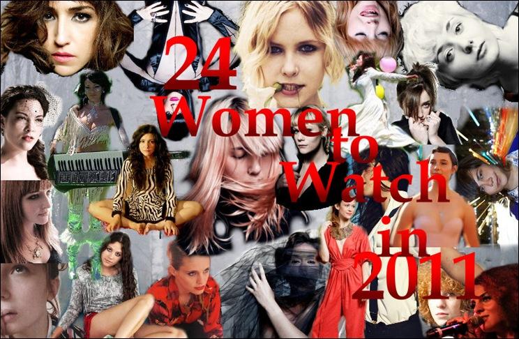 Females of 2011