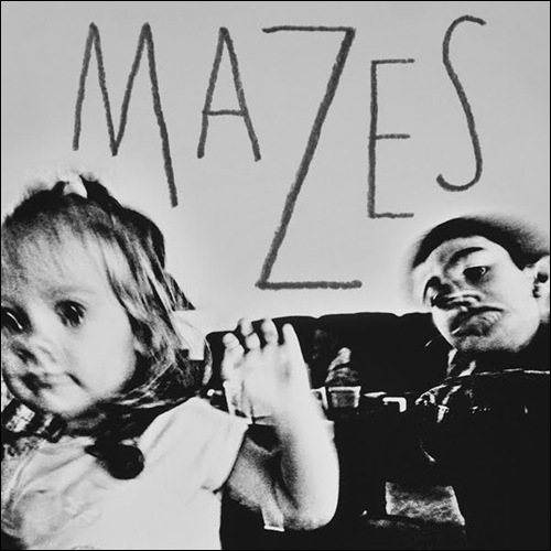 Mazes Cover